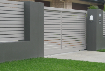 Fence, Walls & Paving